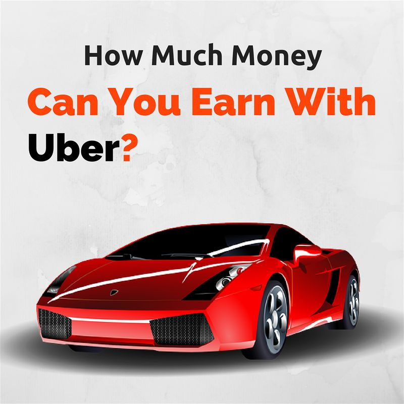 how much money uber driver earn